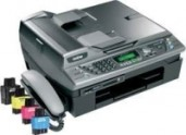Brother Multi-functional-Printers MFC-640CW error codes and repair